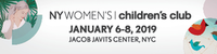 NY WOMEN'S JANUARY 2019 logo